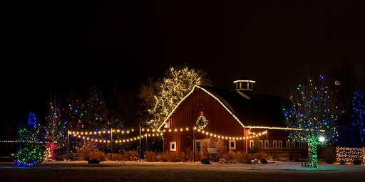 Christmas Goat Yoga in the Barn!