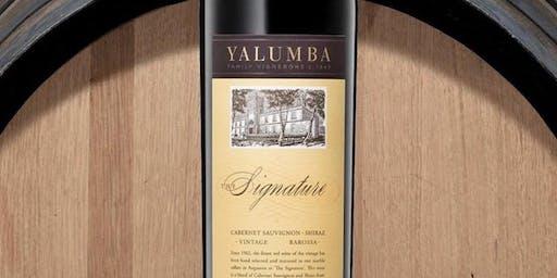 Yalumba Wine Tasting Night