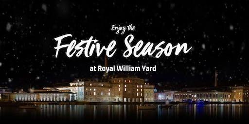 Royal William Yard - Festive Get Together