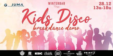 Winterbar Mirage Mechelen: Kids Disco tickets
