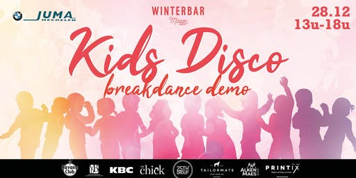 Winterbar Mirage Mechelen: Kids Disco