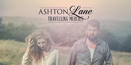 ASHTON LANE: TRAVELLING MERCIES ALBUM LAUNCH