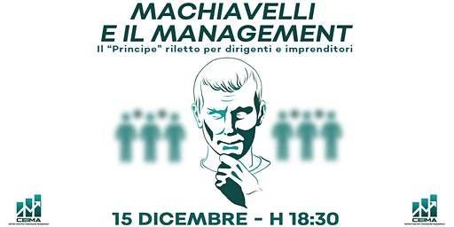MACHIAVELLI E IL MANAGEMENT