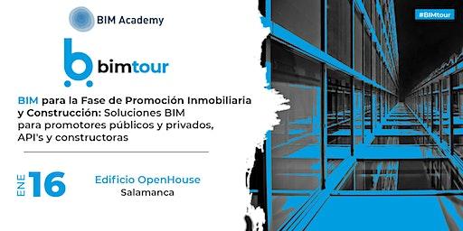 BIMtour: BIM para la Fase de Promoción Inmobiliaria y Construcción
