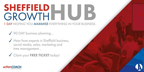 Sheffield Business HUB tickets