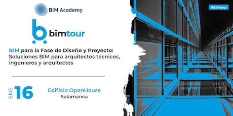 BIMtour: BIM para la Fase de Diseño y Proyecto entradas