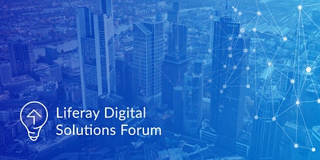 Liferay Digital Solutions Forum DACH 2020 Tickets