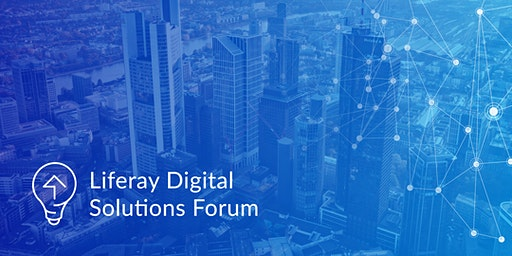 Liferay Digital Solutions Forum DACH 2020