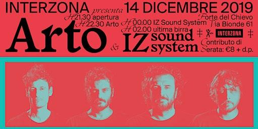 Arto live a Interzona (c/o Forte Chievo)