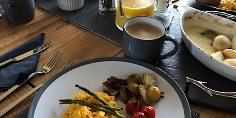 Mindfulness and Brunch tickets