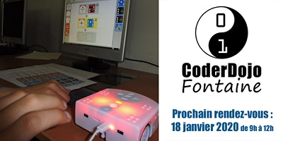 CoderDojo Fontaine - 18/01/2020