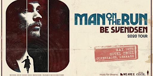 Be Svendsen w/ 'Man On The Run' 2020 tour - Hotel Cecil