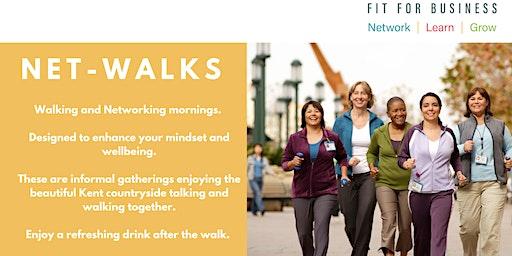 Fit For Business -  Wonder Women Net-Walks