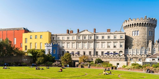 Discover Dublin Day Trip departing from UCD Bus Terminus (beside 39A)