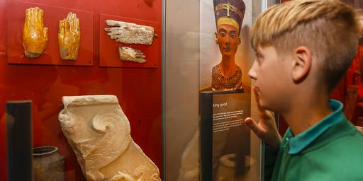 Home Ed workshop: Ancient Egypt ages 8-12 years
