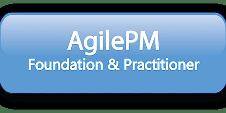 Agile Project Management Foundation & Practitioner (AgilePM®) 5 Days Training in Birmingham tickets