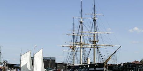Oplev Fregatten Jylland med hele familien tickets