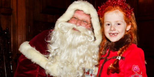 Relaxed Santa - For Children with SEND and their siblings