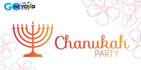 Go-Beyond South Chanukah Party tickets