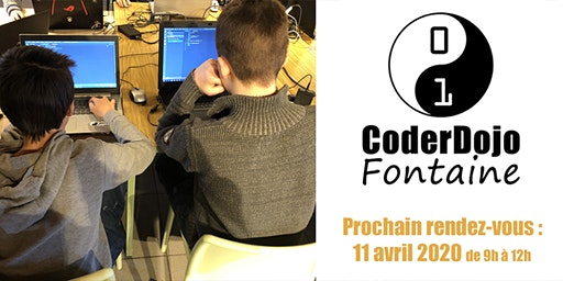 CoderDojo Fontaine - 11/04/2020
