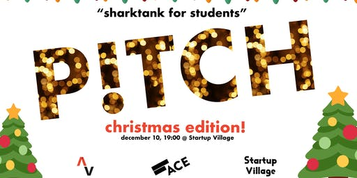 P!TCH x ACE: Christmas Edition