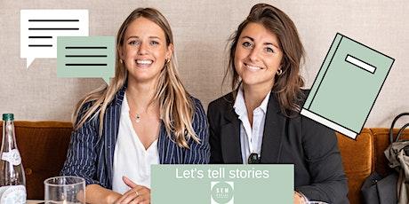 MKB's en storytelling - hoe maak je van een merk een verhaal? tickets