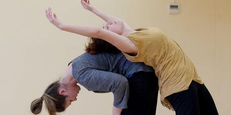 Beginning Contact Improvisation – a one day course tickets