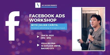 Facebook Ads Workshop in Baguio City tickets