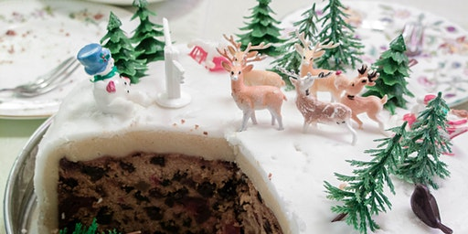 Christmas Cake Decorating Competition