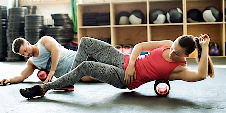 FOAM Rolling Workshop - limited spaces! tickets