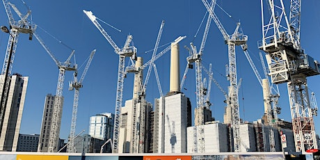 State of the Market: London's built environment economy in 2020 tickets