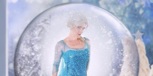 Frozen Themed Christmas Party