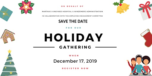MVH & WNR 2019 Holiday Gathering
