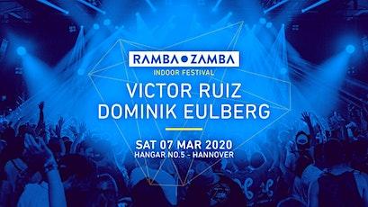 RAMBA ZAMBA Indoor Festival Tickets