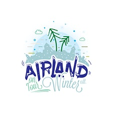 Airland on Tour logo