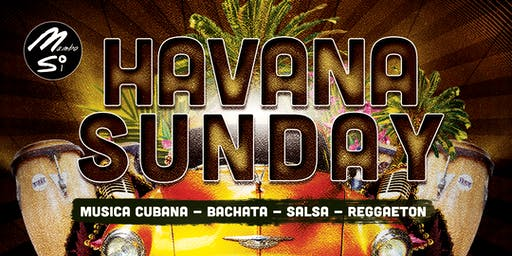 Havana Sundays Ft. DJ Tony Banks & DJ Kuba
