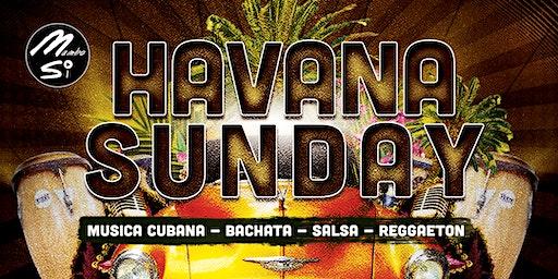 HAVANA SUNDAYS