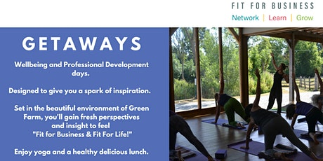 Fit For Business - Getaways tickets