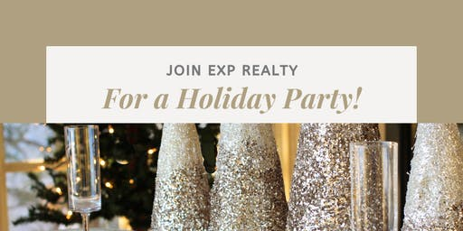 Happy Holidays Party w/ eXp Realty!