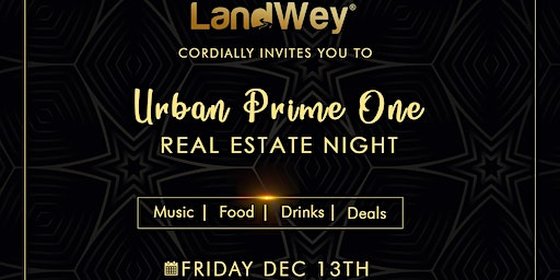 The real estate night