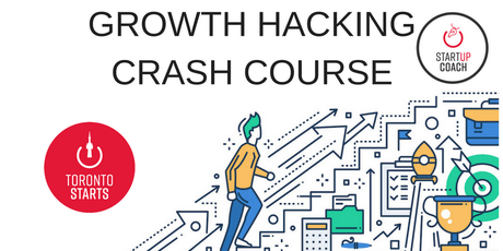 Growth Hacking Crash Course with The Startup Coach tickets