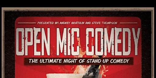 Comedy Open Mic!