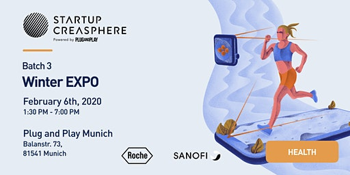 Startup Creasphere - EXPO Batch 3