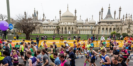 Brighton Marathon 2020 for Carers UK tickets