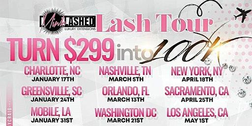 The Lash Tour