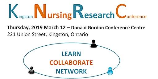 Kingston Nursing Research Conference 2020