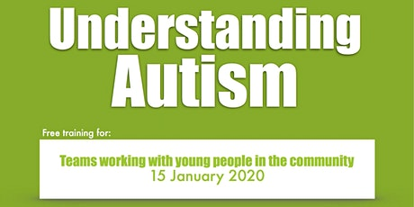 SEL NHS Transforming Care: Understanding Autism Training tickets