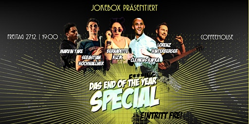 Jokebox | DAS End Of The Year Special