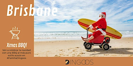 Dingoos Christmas Lunch - Brisbane tickets