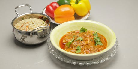Half Day Workshop - 4 hour Indian cookery class tickets